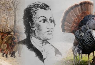 Haym Salomon and the Thanksgiving Tarnegol Hodu