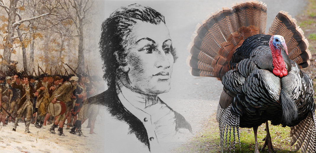 Haym Salomon and the Thanksgiving <i>Tarnegol Hodu</i>