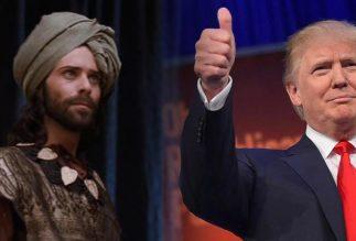 Who Said It: Haman or Donald Trump?