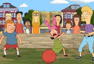 Bob's Burgers did an episode about ga-ga, the Israeli dodgeball game