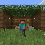 Building a virtual Sukkah inside Minecraft