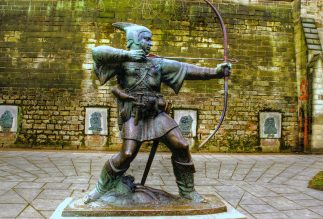 What does Robin Hood have to do with Yom Kippur?