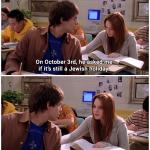 It's Tishrei 24!