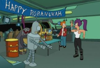 'Futurama' proves that Judaism is still going strong in 1000 years